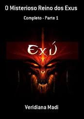 Livro: O Misterioso Reino dos Exus