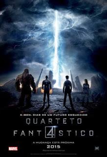 Filme Quarteto Fantástico