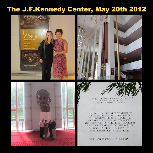 photo of: Kennedy Center performance
