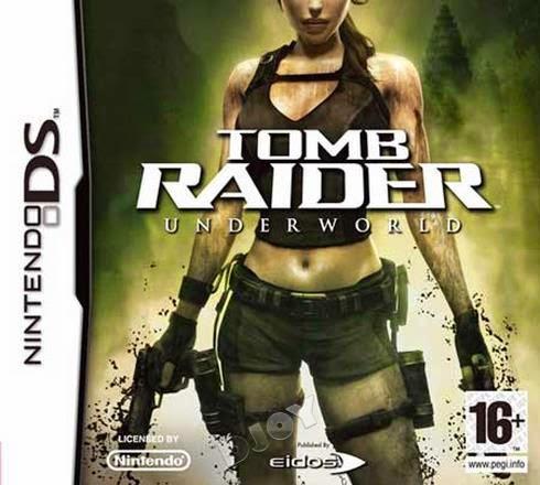 Tomb Raider Underworld (Nintendo DS) (Español)