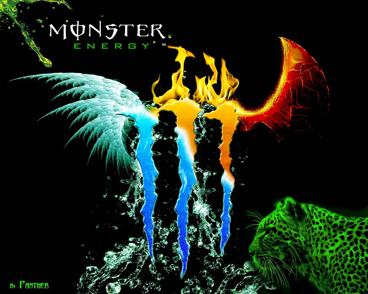 Monster Energy !