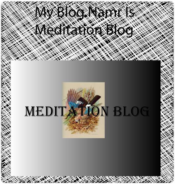 Meditation On: Guided Meditation Script