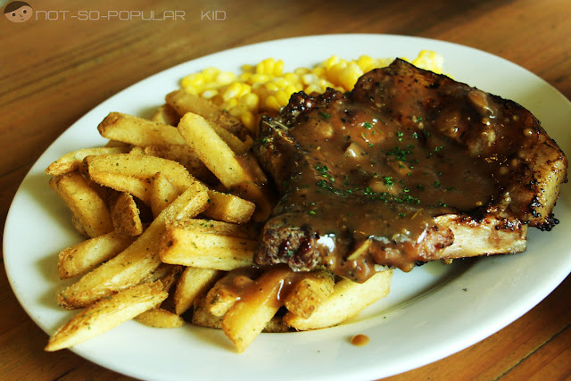 Grilled Pork Chops Gumbo