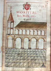 hospital sant llatzer: