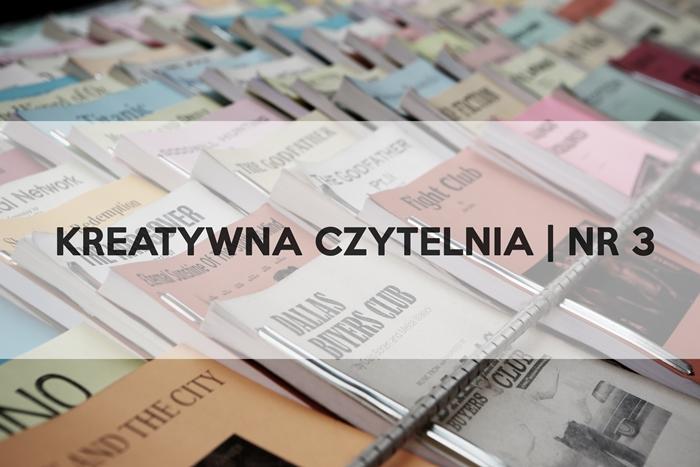 KREATYWNA CZYTELNIA - MG LOVE DESIGN BY MARTA GŁUSZEK