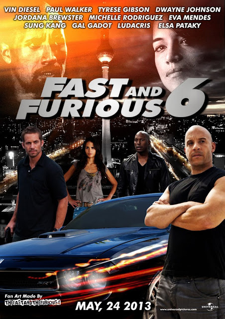 Free Download Film Fast and Furious 6 Full + Subtitle Indonesia