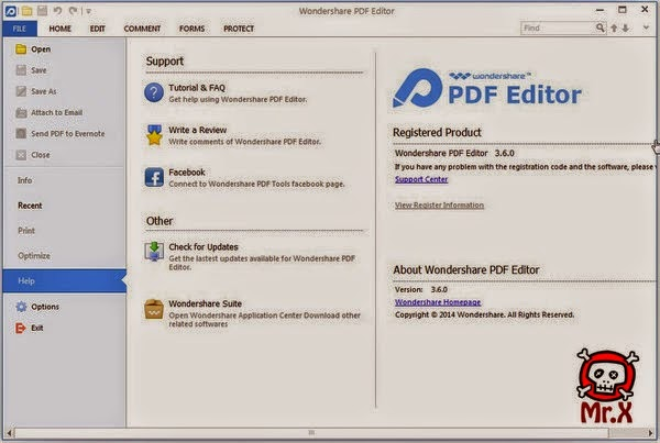 wondershare pdf editor full crack idm