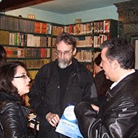 MEETING WITH JOHN HOWE - ENCUENTRON CON JOHN HOWE