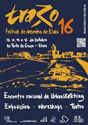 Traço 2016 - Festival de Desenho de Elvas