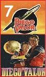 Diego Valor nº 7