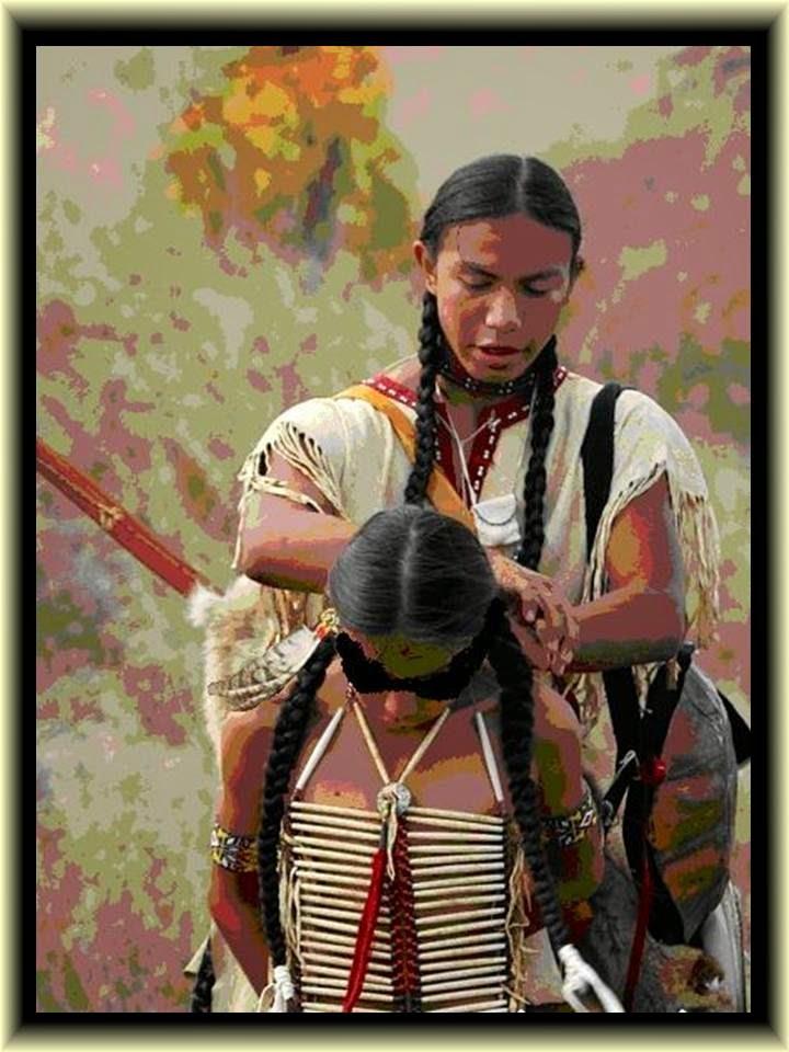 chamanes amazonicos y masaje