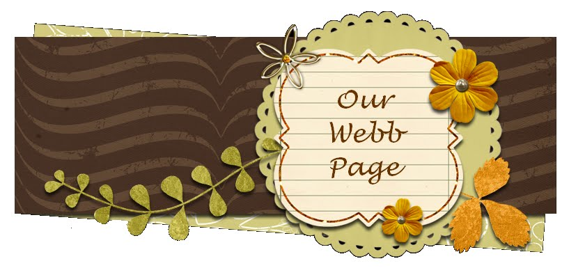 Our Webb Page