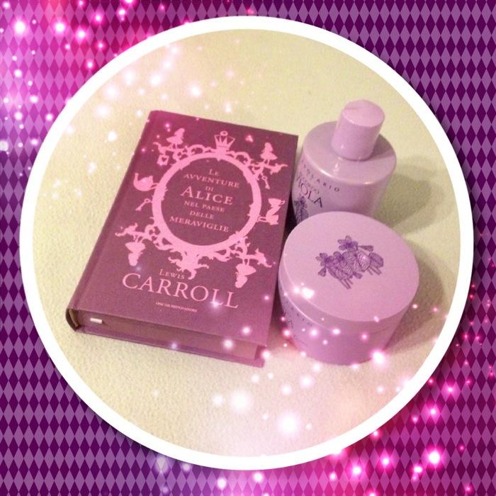 La stanza di ladyworld erbolario violetta for Decora la stanza di violetta