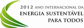 ANO INTERNACIONAL DA ENERGIA SUSTENTÁVEL PARA TODOS