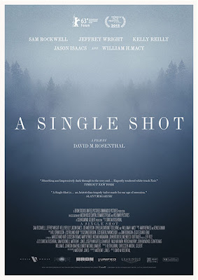 A Single Shot film poster