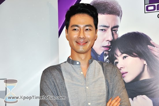 Penang Bridge, With Love: Jo In-Sung Interview & Fan ...