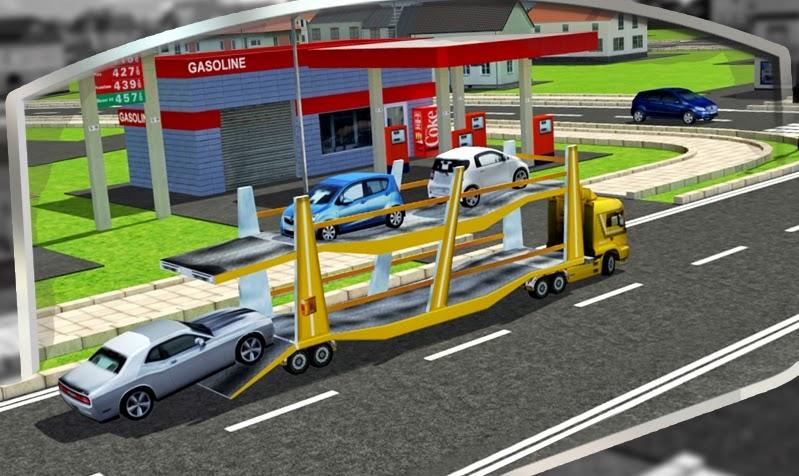transport 3d game