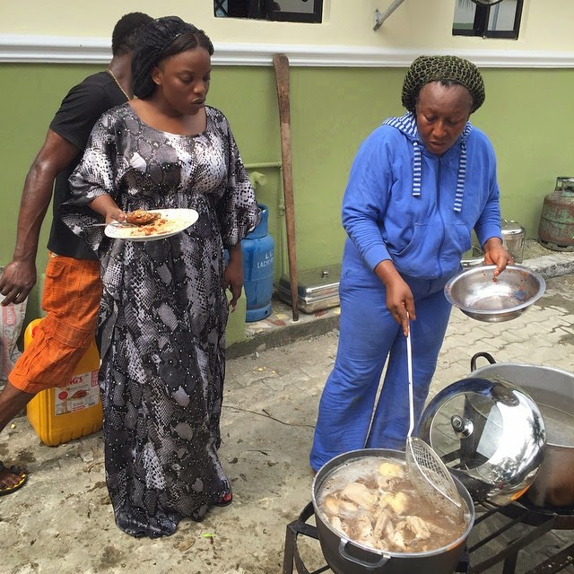 mama g empress njamah cooking
