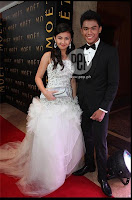 Karen Reyes Star Magic Ball 2012