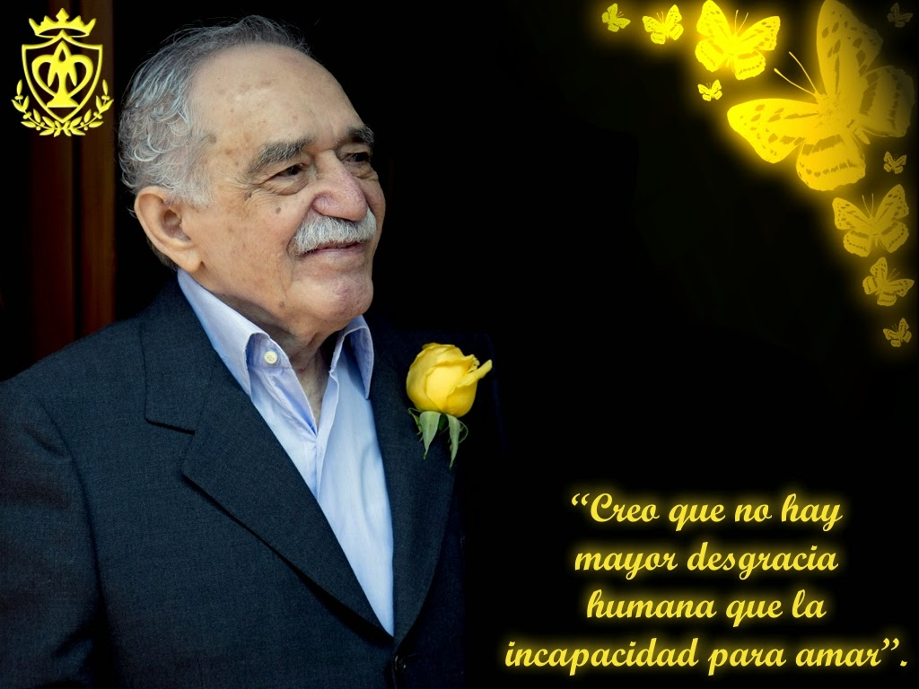 Mariposas Amarillas Gabriel Garcia Marquez