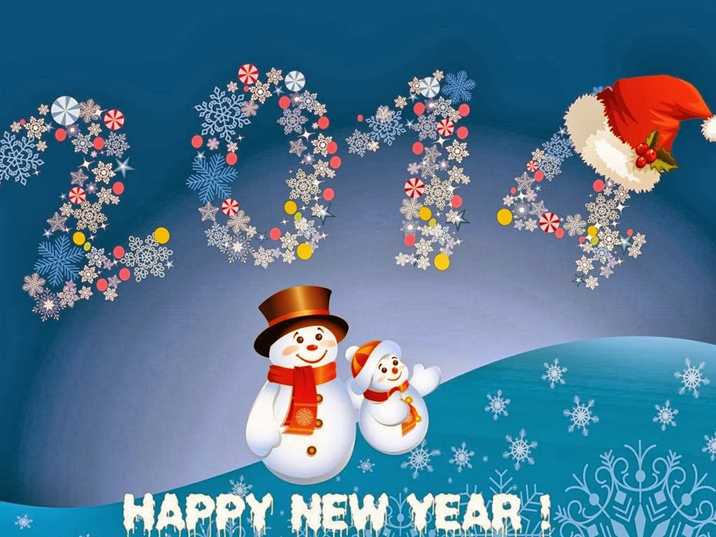 New Year 2014 eCards: Free Happy New Year 2014 eCards ...