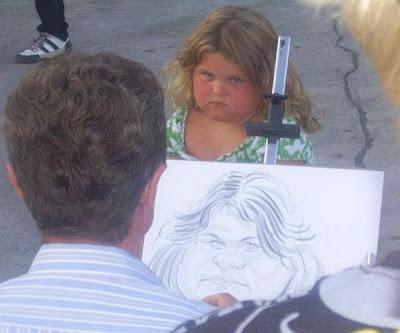 Caricatura é uma Arte de deixar pessoas irritadas