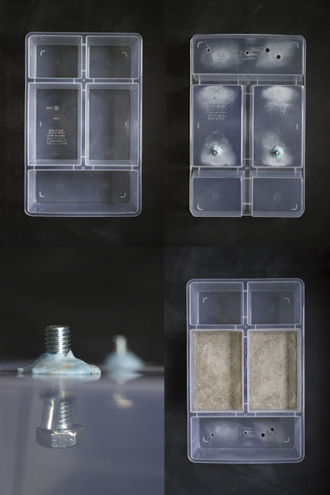 Préférence La petite fabrique de rêves: Do It Yourself : Une lampe industrielle JE01