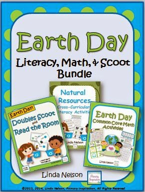 http://www.teacherspayteachers.com/Product/Common-Core-for-Earth-Day-Cross-Curricular-Literacy-and-Math-Bundle-645631