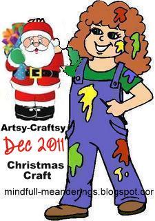 artsy craftsy dec 2011
