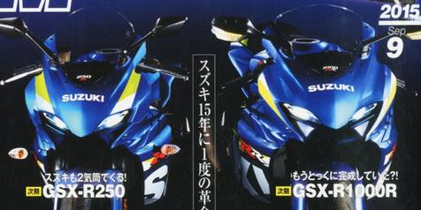 GSX 250R