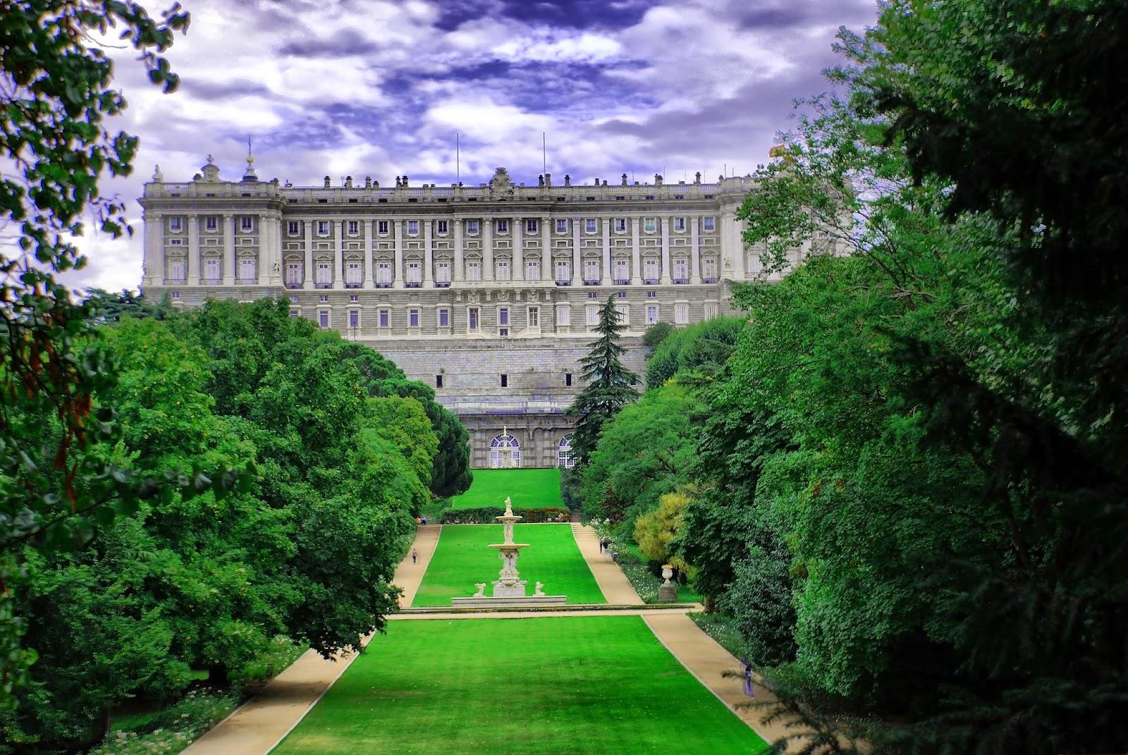 Palacio Real y Campo del Moro