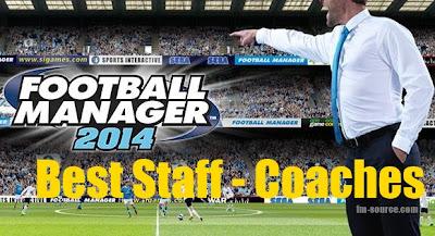 FM 2014 Best Staff - 5-star Coaches List