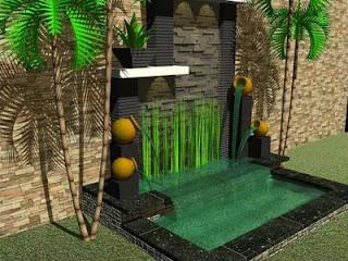Taman untuk lahan sempit