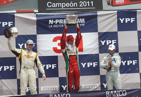 Tres veces Rossi