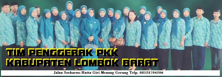 Tim Penggerak PKK Kabupaten Lombok Barat