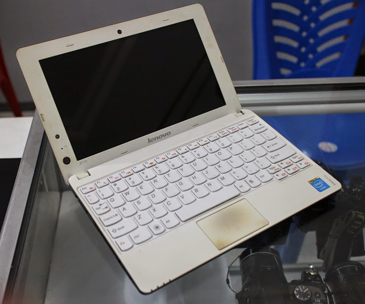 harga Jual Lenovo S110 - Netbook Bekas