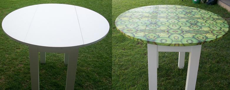 Reciclado y restauracion de muebles