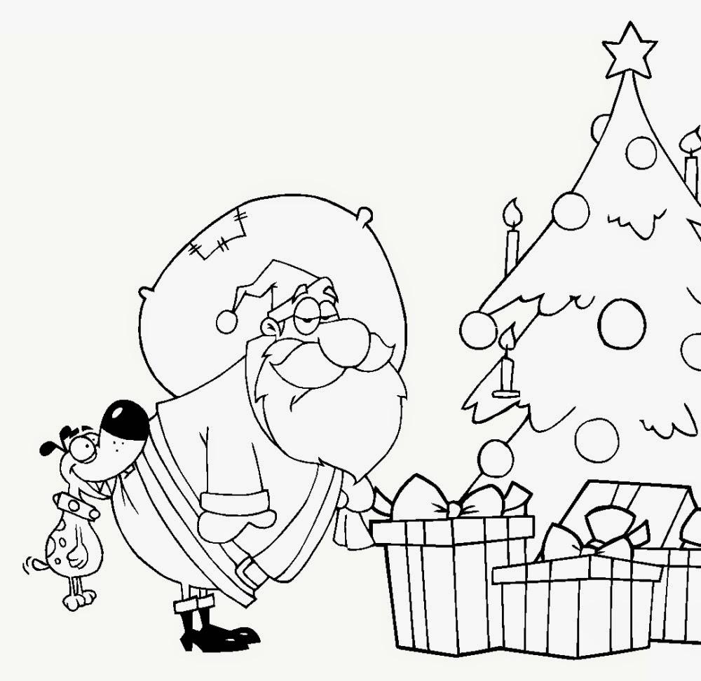 Adornos Navideños ,Imagenes de Navidad Para Colorear   fondos de ...