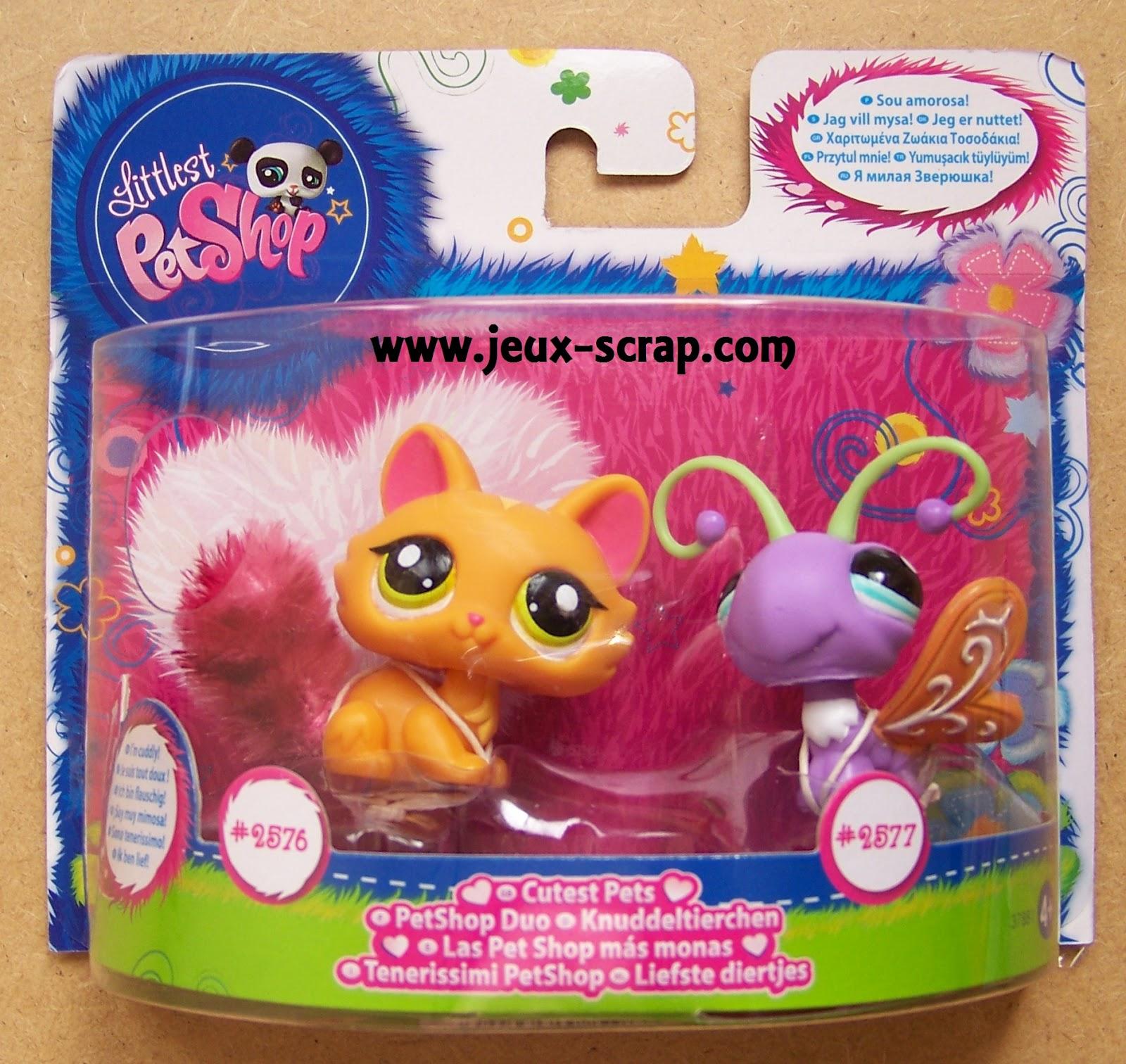 blog boutique jouets jeux scrap pet shop tout doux auto