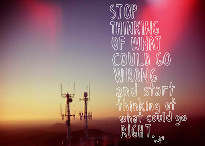 Stop and Start Thinking
