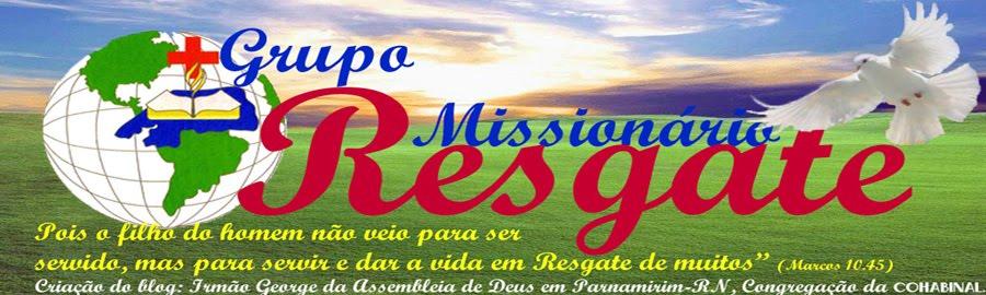 Grupo Missionário Resgate