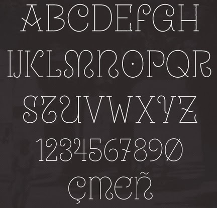 Stylish fonts in internet