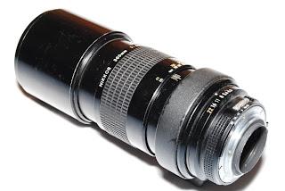 Nikkor 300mm f/4.5 Ai