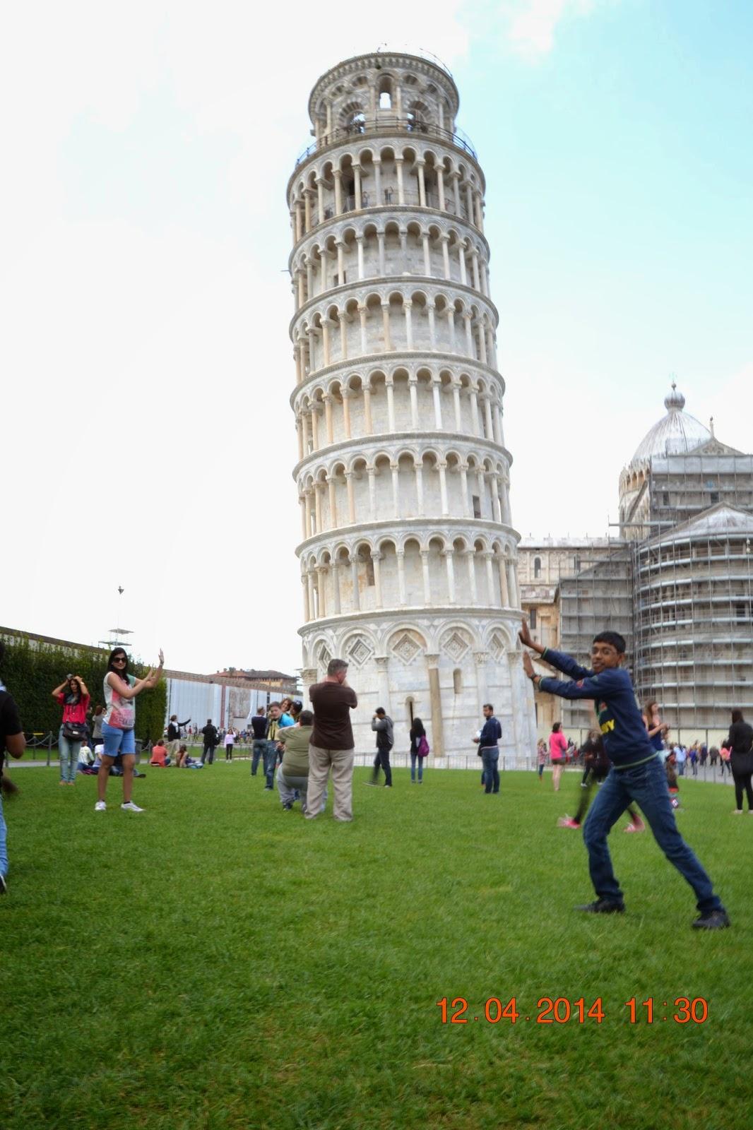 Photoshoot @ Pisa