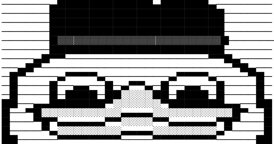 Grumpy Cat Meme ASCII Text Art | Cool ASCII Text Art 4 U