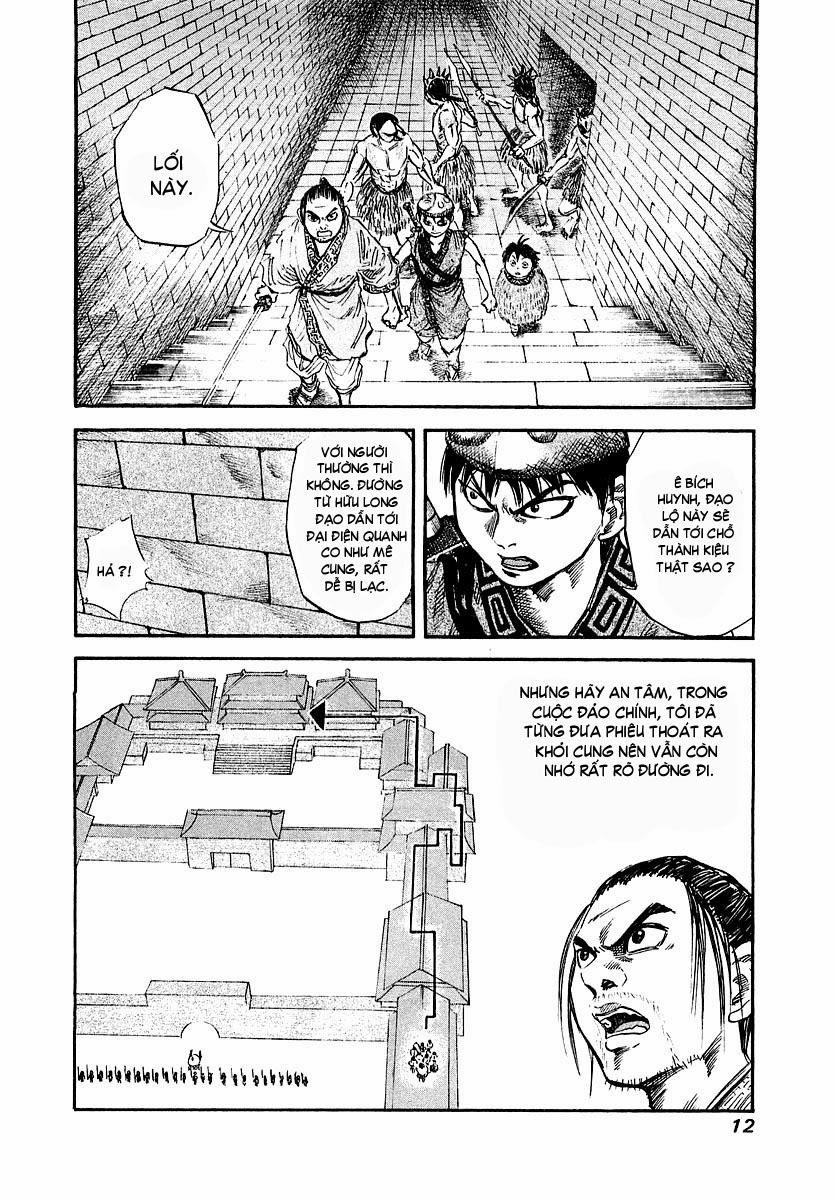 Kingdom - Vương Giả Thiên Hạ  Chapter 31 page 9 - IZTruyenTranh.com