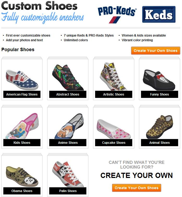 Wisemummy81 CREATE YOUR OWN SHOES