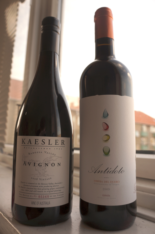 vinflasker uden bund