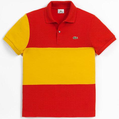 polo bandera de España