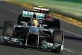 Mercedes Australia